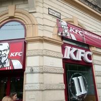Je suis KFC-s munkavállaló
