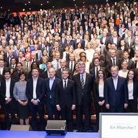 Macron és a nemzeti együttműködés új rendszere Franciaországban