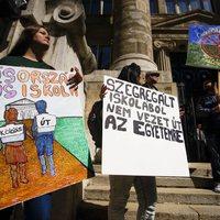 Az oktatás történelmének fekete napja: a Kúria a szegregáció mellett - Dinók Henriett beszéde