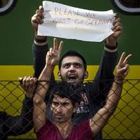Külvárosi szállodákban várnak az embercsempészekre a menekültek, akik nem is tudják, hogy nyitva a határ