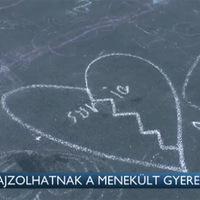 Nem rajzolhatnak krétával a gyerekek az aszfaltra, mert az veszélyezteti Budapest köztisztaságát