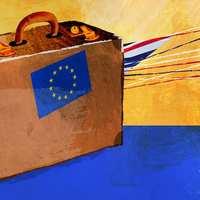 """A """"kemény Brexit"""" az angliai magyarokkal is keményen elbánik"""