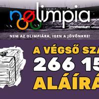 Az utolsó nap: 266151 aláírást adott le a Momentum – percről-percre az olimpiáról szóló népszavazás aláírásgyűjtésének hajrájából