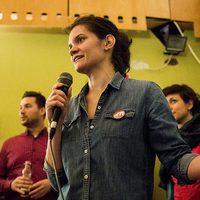 Fideszes provokáció és több száz érdeklődő a Momentum szegedi fórumán