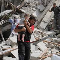 """Égő ország: Szíria és a """"baloldal"""""""