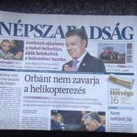 Harcban állunk! - a Népszabadságért, és a Magyarországba vetett hitünkért!