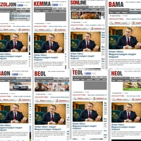 Kicsinyes cenzúra: hova tűnt Simicska tévéje a megyei lapokból?