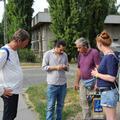 Innen nincs hova menni – 120 embert raknak ki egy budapesti munkásszállóról