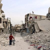 Búcsú Aleppótól