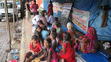 A Közélet Iskolája Indiában - Ghar Bachao Ghar Banao Andolan