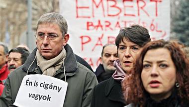 Tisztességes baloldali vagy ellenzéki párt nem támogatja Pásztor Albertet