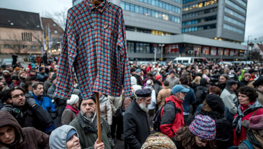 Legyünk szolidárisak a tanárokkal - változtassuk kockássá Magyarországot március 30-án!