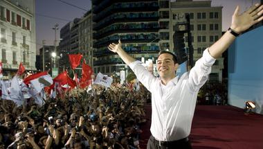 Jön a választás, szívatják a görögöket