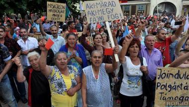 Rappel üzennek a miskolci romák: Magyarok vagyunk és Miskolcon maradunk!