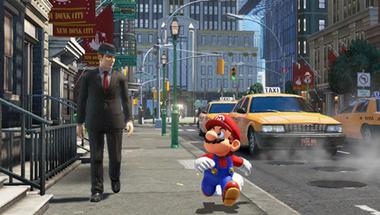 Így lett Mario vízvezeték-szerelőből egyszerű fogyasztó