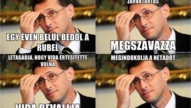 Van-e nagyobb lúzer a kormányban, mint Varga Mihály?