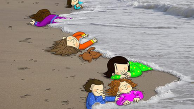 5 grafika a menekültkrízisről, amitől összeszorul a szíved