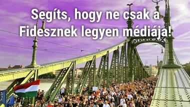 Építsd fel velünk Magyarország első kizárólag közösségi finanszírozásból működő hírportálját!