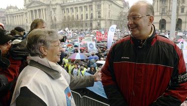 TGM: A tanársztrájk és a szakszervezetek csődje
