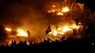 Ukrán újságírók felhívása