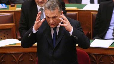 Orbán egy szót se mert szólni az olimpiáról a Parlamentben