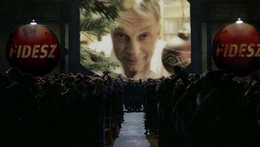 Orbán Viktor begyújtotta a karácsonyi mémgyár rakétáit