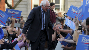 Hillary előnye csökken: A bácsi, aki igazságosabb Amerikát akar, még nyerhet is