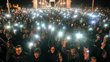 Szalai Erzsébet:A WTF baloldal – egy év után