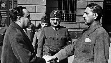 69 évvel a náci megszállás után
