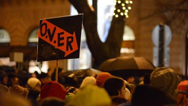 A netadó ellen tiltakozóknak nem lett politikai otthona