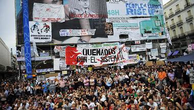 Sol & Szabadság, miénk a tér!- beszámoló Madridból