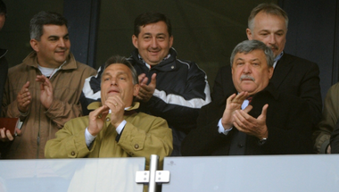 2010 emberei: 10. Csányi Sándor