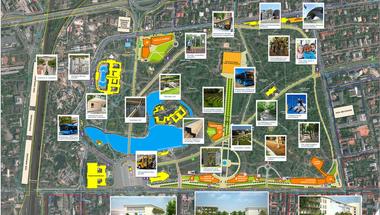 Módosítják a Városliget beépítési tervét - még több zöldterület tűnik el