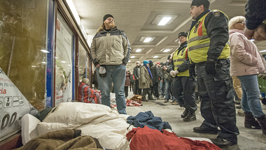 Beszédek és képek a Szolidaritás éjszakájáról