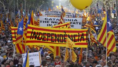 A katalánok jogai nem áldozhatók fel a rend oltárán