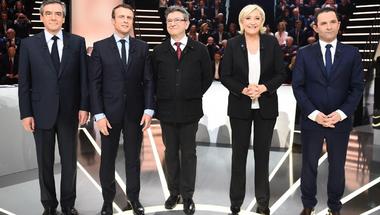 Tripla jobbhorog vagy balegyenes, esélyek és tétek a francia elnökválasztás első fordulójában
