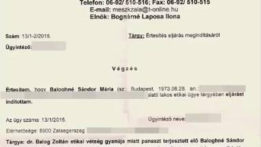 Etikai eljárást indítottak Sándor Mária, a fekete ruhás ápolónő ellen médianyilatkozatai miatt