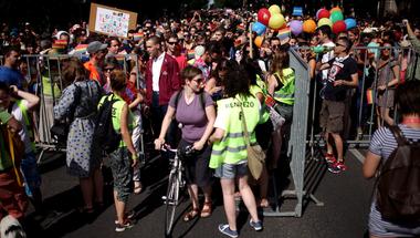 Egy ciki-cuki állapot: a Pride esete a kordonnal, mely nem szétválaszt, hanem összeköt