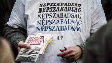 Így álltak ki a Népszabadságért! - 12 emlékezetes akció a kivégzett lap mellett