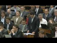 A Parlamentben is zajlik az EB