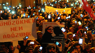 Hétfön megmozdul az ország! Több mint 25 városban tüntetnek a korrupció és a megszoritások ellen!