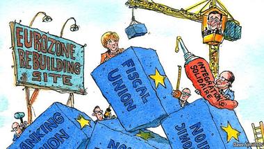 Az Európai Egyesült Államok probléma - avagy lusták-e a görögök?