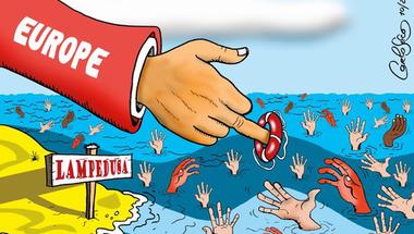 A menekültek hazáját mi tettük tönkre
