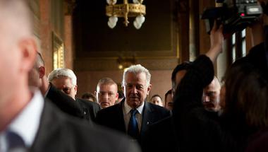 Amikor a magyar nép elkergette a hazug köztársasági elnököt!