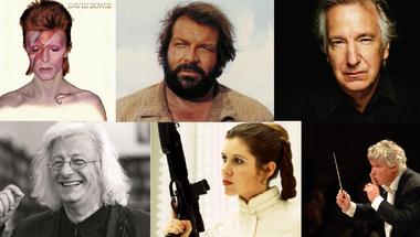 Nem 2016. gyilkolt: 5 ok, amiért egyre több híresség fog meghalni