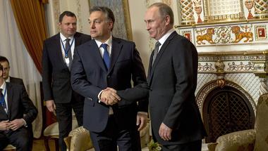 Orbán, az orosz kém?