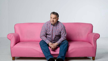 Kőszeg Ferenc: Egy Orbán a házból