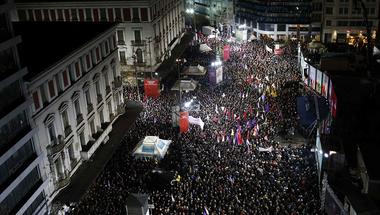 És az nem lehet, hogy az európai válságkezelés felelőtlen és demagóg?