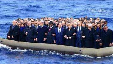 Egy hajóban evezünk!