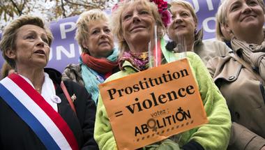 """""""Nincs olyan, hogy szabadon választott prostitúció"""""""